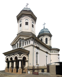"Biserica ""Sfântul Grigorie Teologul - Popa Chițu"""