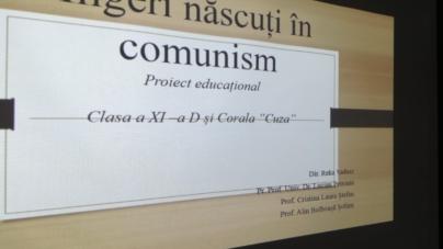 PROIECT COMUN CU LICEUL ALEXANDRU I. CUZA PARTEA 1