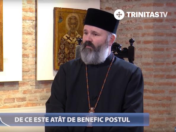 TRINITAS TV – DE CE ESTE ATÂT DE BENEFIC POSTUL